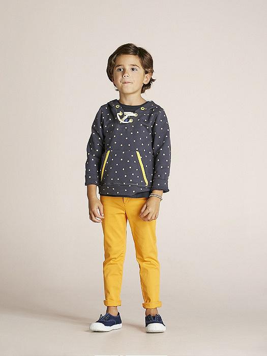 Short de niño Franela SG, Talla 4 a 10 años. Polera Piqué Deporte MC Varon SG, CVC 65% Algodón, 35% Polyester grs, Tallas 4 a 10 años.