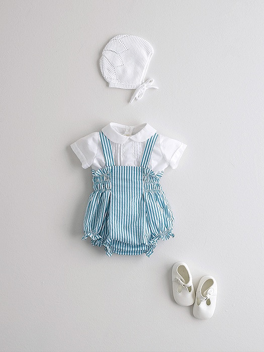 Conjunto turquesa en consejos para bebes Nanos