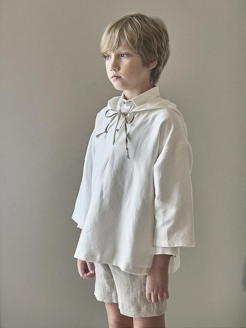 Tendencias 2021 con la traje comunión lino niño Nanos