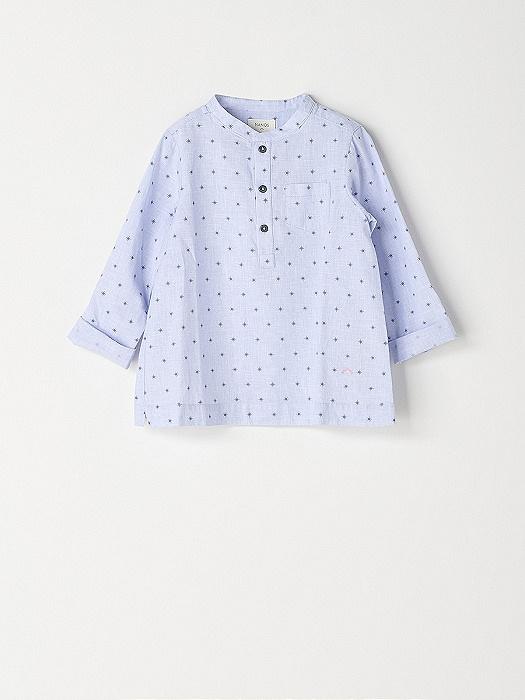 NANOS / NIÑO / Camisas, Polos y Camisetas / CAMISA CELESTE / 1813844206