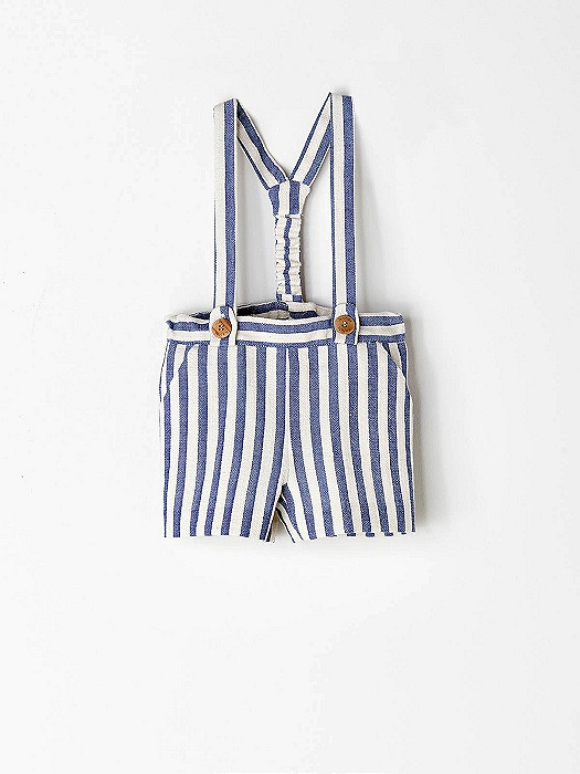 NANOS / BEB & EACUTE; CHILDREN / Pants / BLUE PANTS JEANS / 1815371146