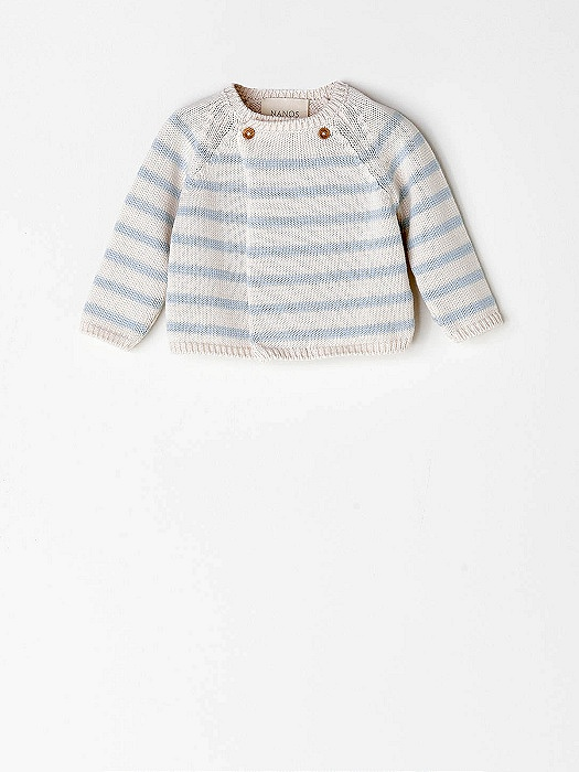 NANOS / BABY BOY / Cardigans and Sweaters / CARDIGAN / 1818325596