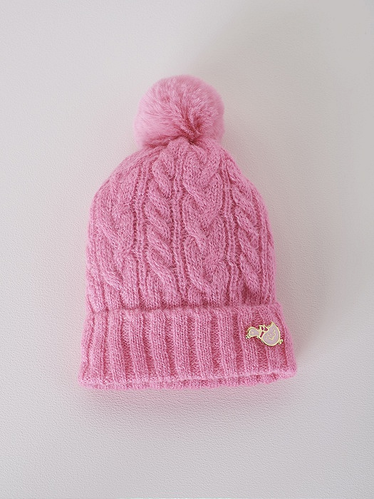NANOS / GIRL / Accessories / GORRO PUNTO FUCSIA / 2010947013
