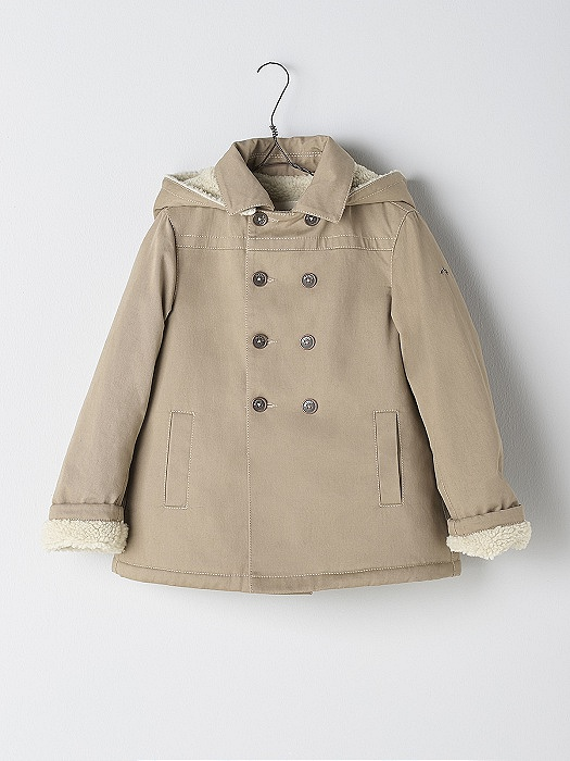 f82193837bf0 NANOS SHOP ONLINE. Girl   Coats and Jackets   PARKA BEIGE