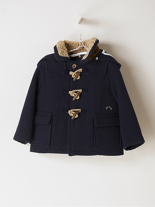 NANOS / BOY / Coats and Jackets / TRENKA PAÑO MARINO / 2919771407
