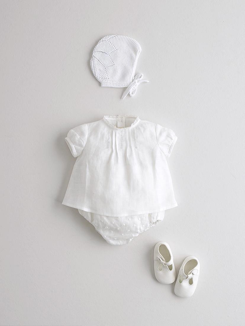 Conjunto con ranita para bautizo en consejos para bebes
