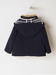 NANOS / BOY / Coats and Jackets / TRENKA PAÑO MARINO / 2919771407 (2)